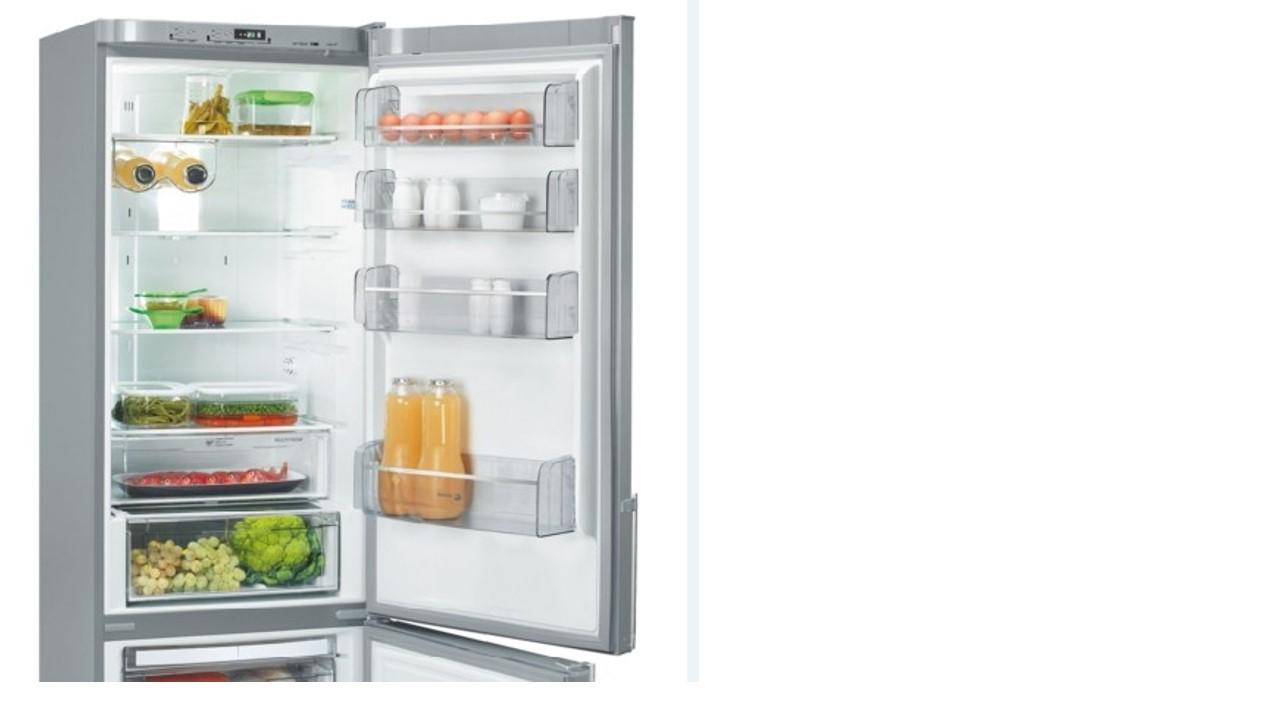 Orden de los alimentos en el frigorífico